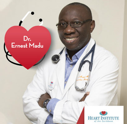 Ernest C. Madu, MD, FACC