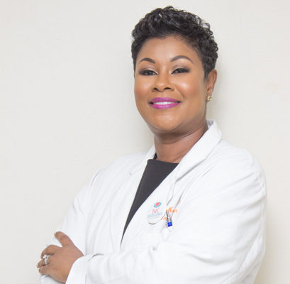Dainia Baugh, MD, FRCP