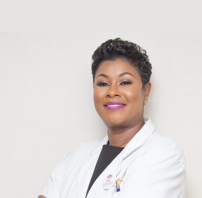Dainia Baugh, MD, FRCP